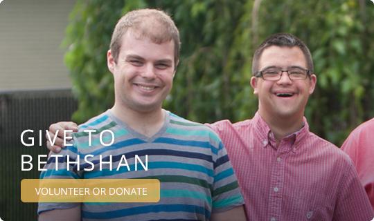Giving at Bethshan